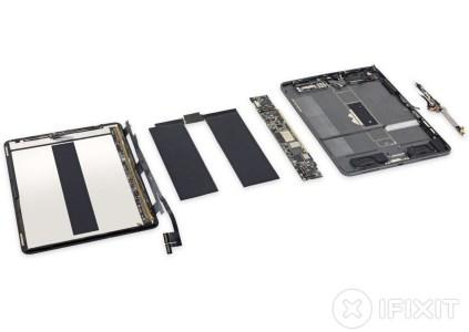 iFixit оценили ремонтопригодность 11-дюймового Apple iPad Pro на 3 из 10