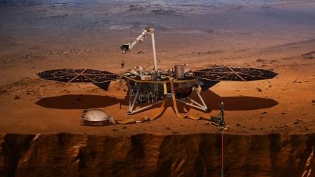 В NASA объяснили, как миссия InSight совершит посадку на Марс