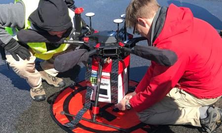 Ученые: дроны можно использовать в качестве средства перевозки органов для трансплантации