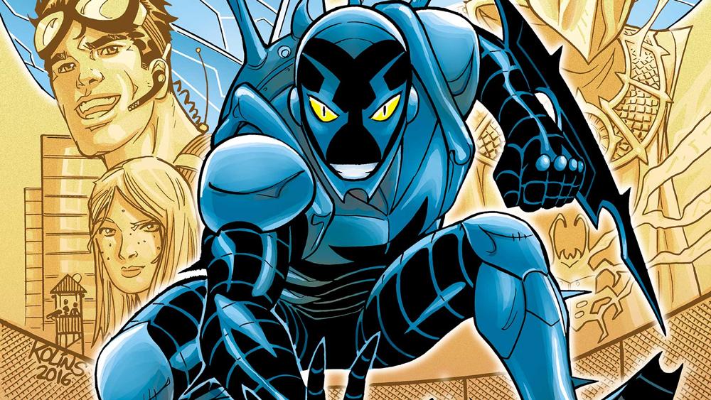 студия Warner Bros начала работу над супергеройским фильмом