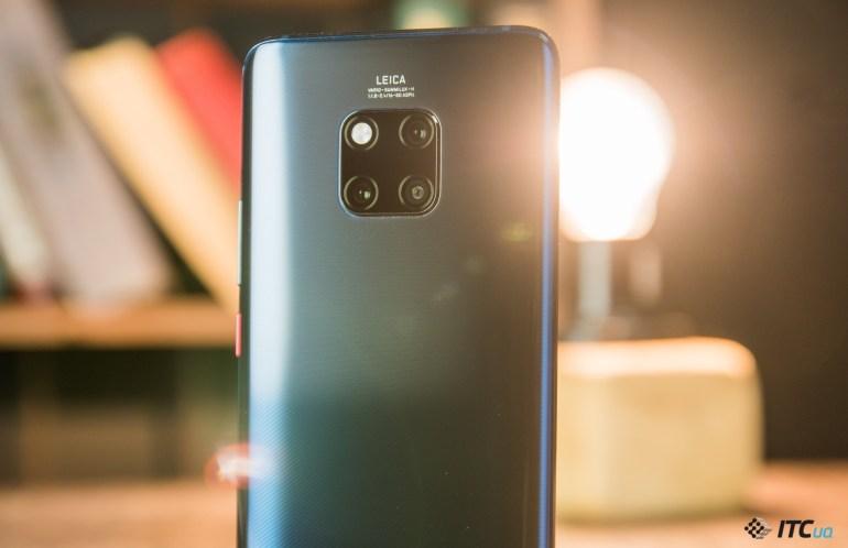 камеры Mate 20 Pro