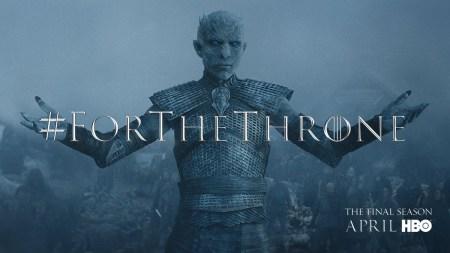 Официально: Премьера финального сезона сериала Game Of Thrones / «Игра престолов» состоится в апреле 2019 года