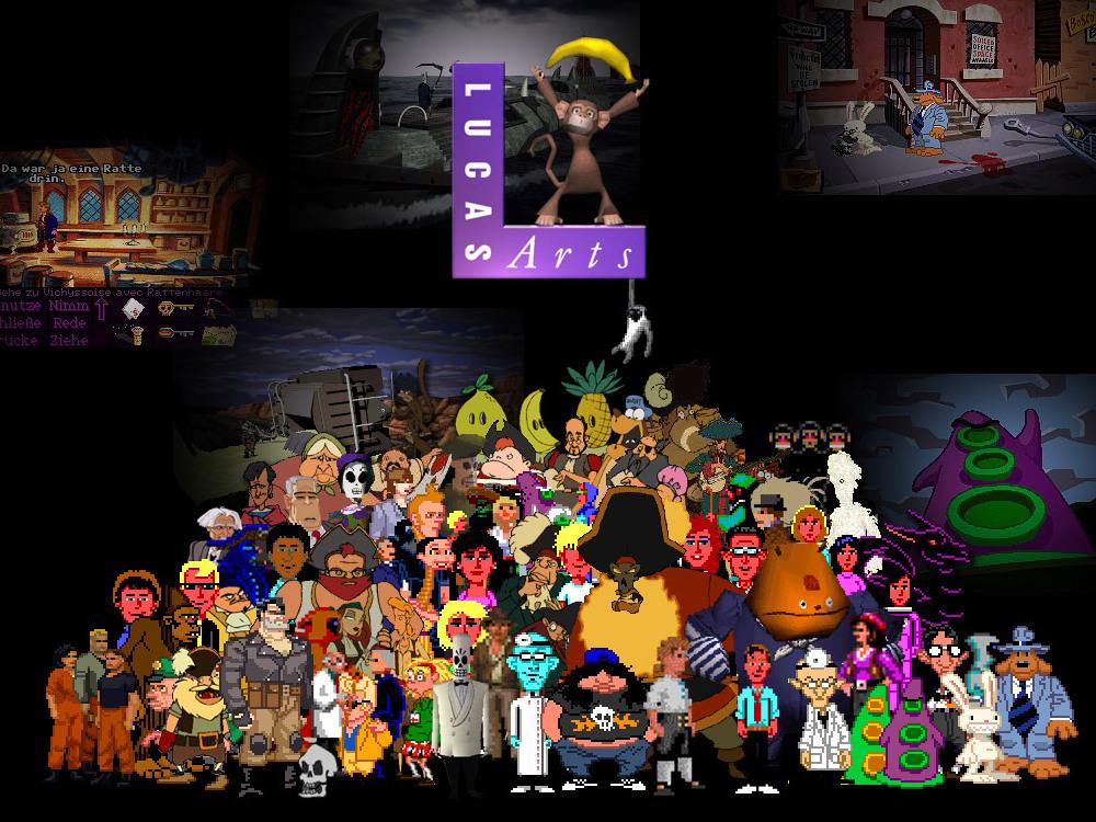 В Steam вышли классические игры LucasArts, которые ранее были доступны только в GOG - ITC.ua