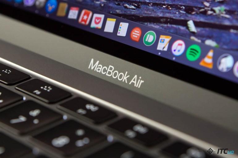 MacBook Air 2018 — обзор ультрабука Apple
