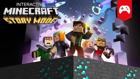 Интерактивная адвентюра Minecraft: Story Mode все же вышла на Netflix, несмотря на банкротство Telltale Games