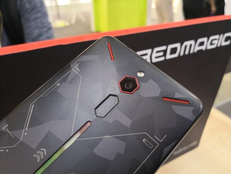 Игровой смартфон Nubia Red Devil получил 10 ГБ ОЗУ, SoC Snapdragon 845 и цену $560