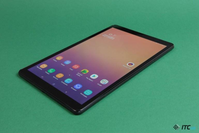 Обзор планшета Samsung Galaxy Tab A 10.5 LTE
