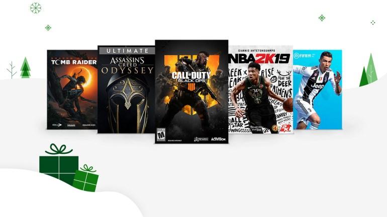 Акция Xbox Black Friday пройдет с 18 по 26 ноября: консоль Xbox One X на $100 дешевле, а также скидки на бандлы, 500 игр и сервисы Live Gold и Game Pass