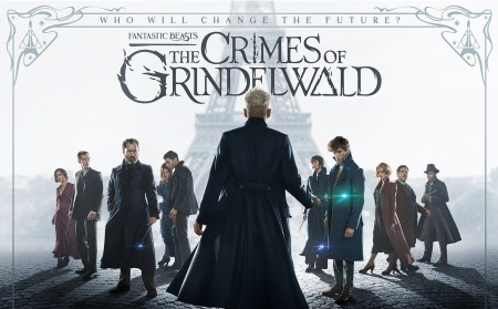 Рецензия на фильм «Фантастические звери: Преступления Гриндельвальда» / Fantastic Beasts: The Crimes of Grindelwald