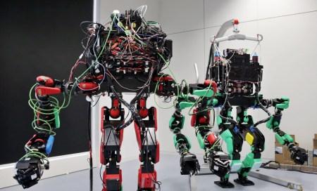 Alphabet закроет подразделение Schaft, разрабатывающее двуногих роботов