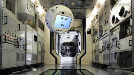 На МКС прошли испытания роботизированного помощника CIMON