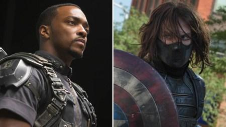 Marvel запустит сериал о Соколе и Зимнем Солдате, которые ранее появлялись в «Капитане Америке» и «Мстителях»