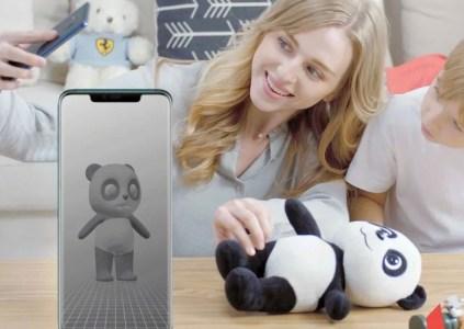 Huawei выпустила приложение 3D Moderator для создания элементов дополненной реальности на смартфонах 20 Pro и Mate 20 RS Porsche Edition