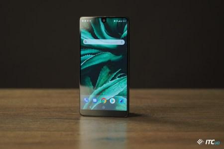 Выпуск смартфона Essential Phone от создателя Android прекращен, но компания уже готовит новое устройство