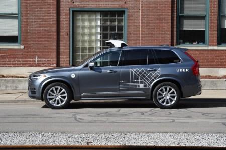 Uber получила разрешение на возобновление тестирования самоуправляемых автомобилей в Пенсильвании