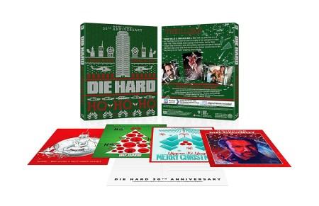 Кинокомпания Fox решила продвигать фильм «Крепкий орешек» как рождественский