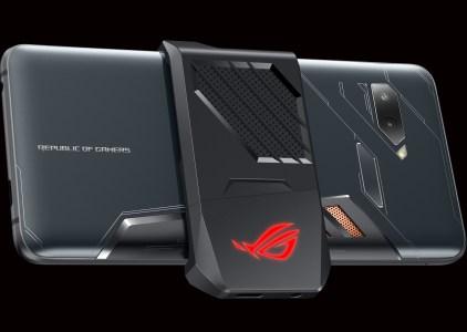 В Украине стартуют продажи геймерского смартфона ASUS ROG Phone по цене от 26,499 грн