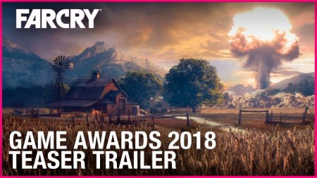 Ubisoft выложила видеотизер новой игры по франшизе Far Cry, проект анонсируют на The Game Awards 2018