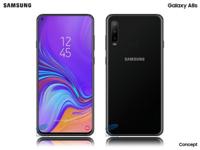 Первой смартфон с отверстием в экране все-таки выпустит Samsung, а не Huawei