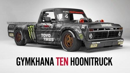 «Пять локаций и столько же Ford-кастомов»: Кен Блок опубликовал юбилейный десятый выпуск экстремального дрифт-шоу «Gymkhana TEN: The Ultimate Tire Slaying Tour»