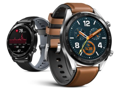 В Украине стартовали продажи умных часов Huawei Watch GT по цене 6999 грн
