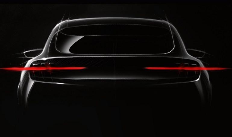 """Ford запатентовал название """"Mach E"""" для своего электрокроссовера, известного ранее под именем """"Mach 1"""""""