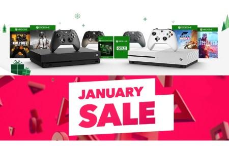 В онлайн-магазинах Microsoft и Sony стартовали новогодние распродажи консольных игр для Xbox и Playstation