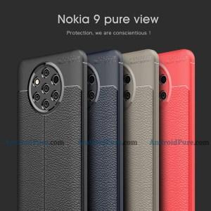 Новые живые фото и изображения смартфона Nokia 9 позволяют узнать больше о дизайне и в деталях рассмотреть его «пятерную» камеру