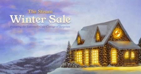 В Steam стартовала очередная «Зимняя распродажа», она продлится до 3 января 2019 года
