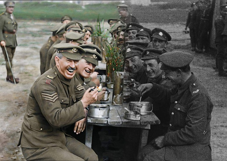 They Shall Not Grow Old / «Они не состарятся»