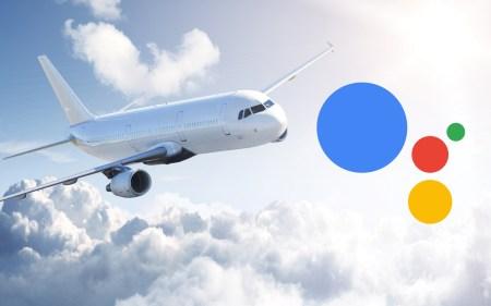 Google Assistant заранее сообщит вам, если посчитает, что ваш самолёт может задержаться