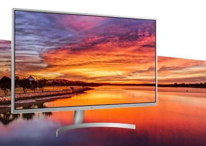 LG анонсировала 32-дюймовый QHD монитор 32QK500-W по цене $350