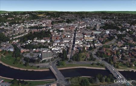 Google представила инструмент Google Earth Studio, позволяющий создавать имитацию аэросъемки на основе данных Google Earth
