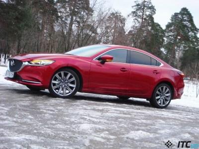 Тест-драйв Mazda6: взрослая, но не скучная