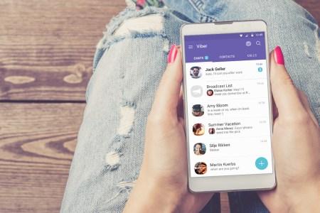 Viber определил самые «активные» города Украины и рассказал, что мессенджер уже установлен у 97% владельцев всех смартфонов в стране