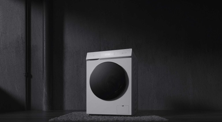 Xiaomi выпустила новую умную стиральную машину с загрузкой до 10 кг белья