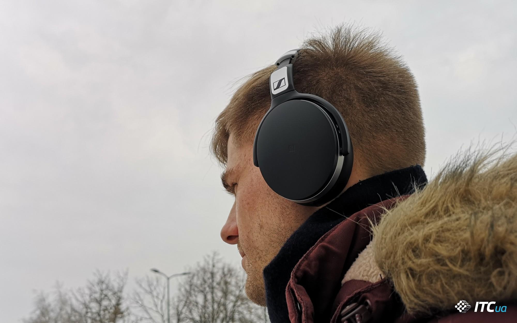 Обзор <b>Sennheiser HD</b> 4.50 BTNC: отличная автономность и ...