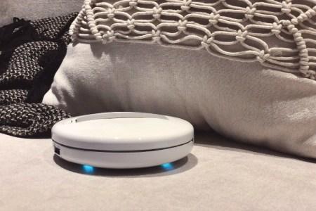 CleanseBot — робот, который позволит продезинфицировать постельное белье в гостинице