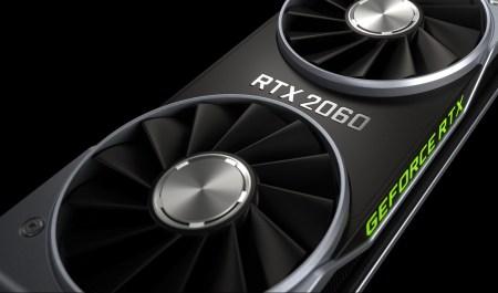 Представлена видеокарта NVIDIA GeForce RTX 2060: цена $350 и производительность на уровне GeForce GTX 1070 Ti