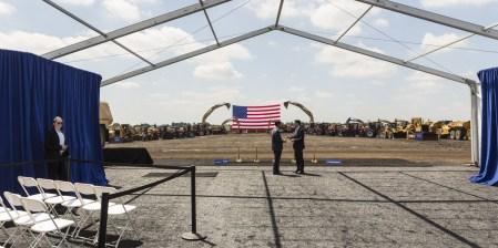 Foxconn передумала строить фабрику по производству ЖК-панелей в штате Висконсин