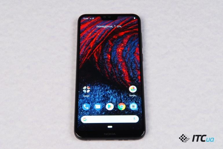Nokia 6.1 Plus корпус