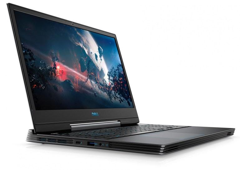Обновлённые игровые ноутбуки серии Dell G получили видеокарты NVIDIA GeForce RTX 20