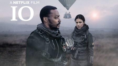 Netflix сняла фильм «Io» / «Ио» о загрязненной Земле будущего с Маргарет Куэлли и Энтони Маки, премьера состоится 18 января [трейлер]