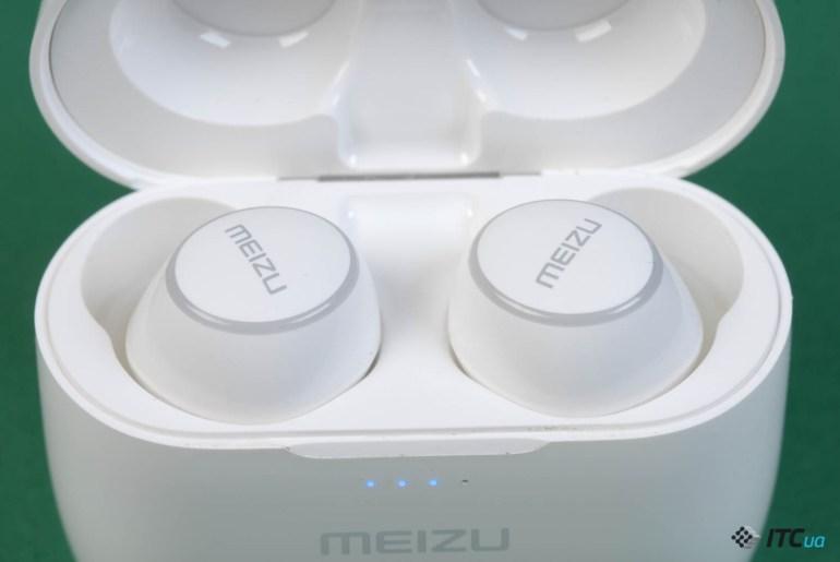 Обзор беспроводных наушников Meizu POP