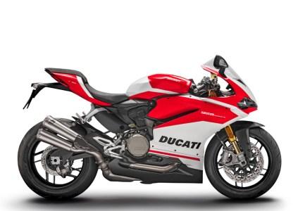 Ducati заявила о намерении выпустить электрический мотоцикл