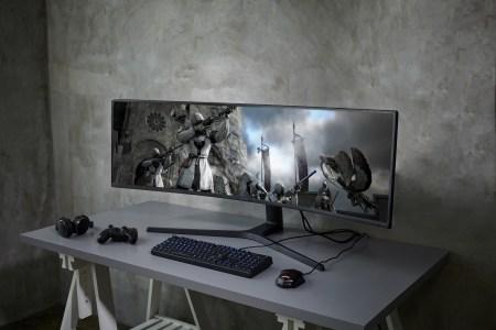 Samsung покажет на CES 2019 новые изогнутые мониторы для геймеров и людей творческих профессий
