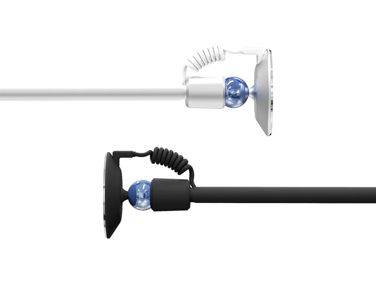 Bluesphere - держатель для смартфона со встроенной беспроводной зарядкой