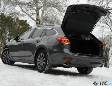 Тест-драйв универсала Mazda6 SW: ТОП-5 вопросов и ответов