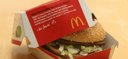McDonald's лишился эксклюзивного права на торговую марку Big Mac в Евросоюзе