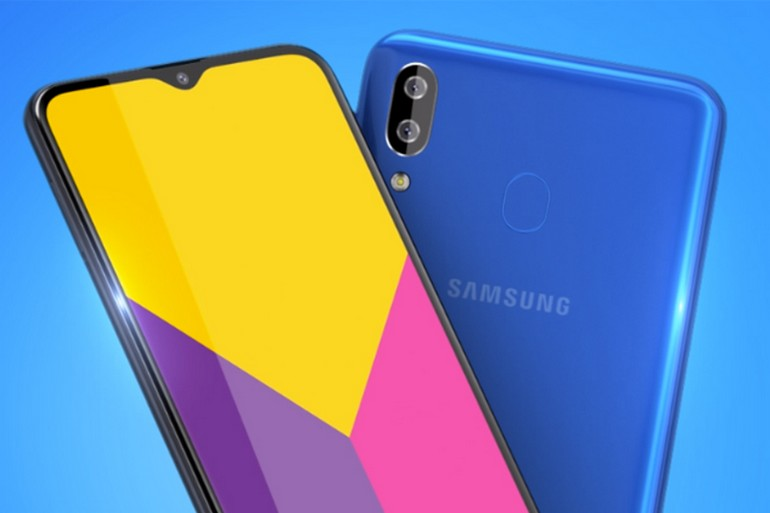 Недорогие смартфоны <b>Samsung Galaxy</b> M10 и M20 с ...